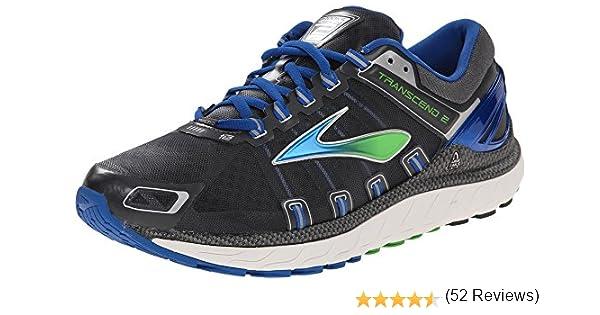 Brooks Hombre Transcend 2 zapatillas, color Azul, talla 48.5 ...