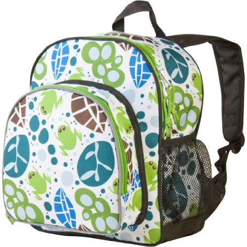 Lily Frogs Pack 'n Snack Backpack