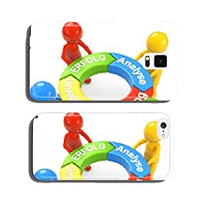 colorful male success tactics cell phone cover case iPhone6
