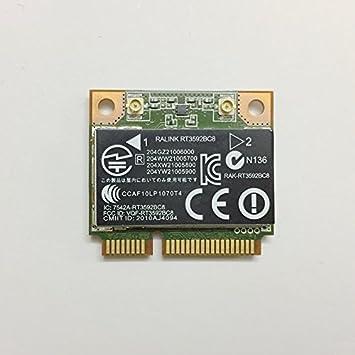 Amazon.com: rt3592bc8 Wireless WiFi a/g/n 2.4 GHz/5GHz 300 M ...