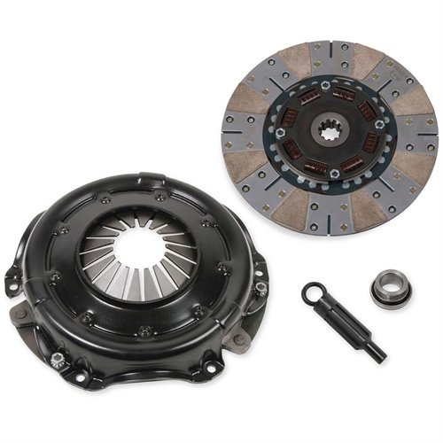 Hays 92-2012 Street 650 Clutch Kit 11 in. Dia. 10 Spline 1 1/16 in. Input Shaft 650 Max HP Rating Incl. Pressure Plate/Disc/Throwout Bearing/Alignment Tool Street 650 Clutch ()