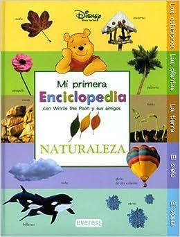 Mi primera enciclopedia: naturaleza: VV. AA.: 9788444163109: Amazon.com: Books