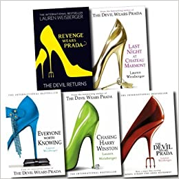 Prada book wears revenge