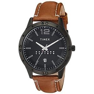 Timex Analog Black Dial Men's Watch – TW000U934
