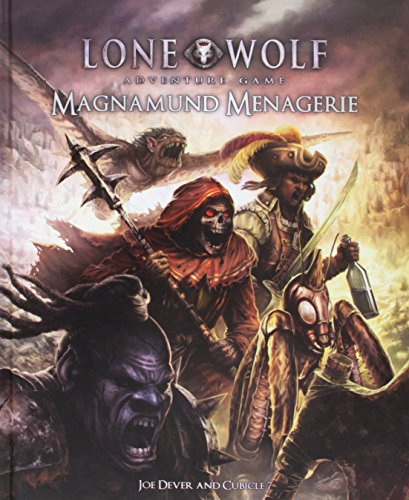 Lone Wolf Magnamund Menagerie (Lone Wolf The Board Game)