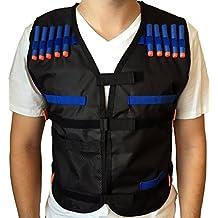 EKIND Kids Elite Tactical Vest for EVA Nerf Gun N-strike Elite Series