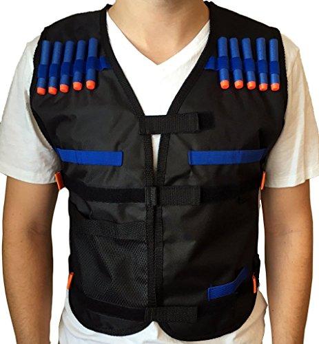 EKIND-Kids-Elite-Tactical-Vest-for-EVA-Nerf-Gun-N-strike-Elite-Series-Camouflage