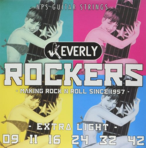 (Everly Electric Rockers, .009-.042)