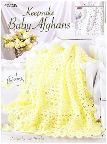 LEISURE ARTS-Keepsake Baby Afghans