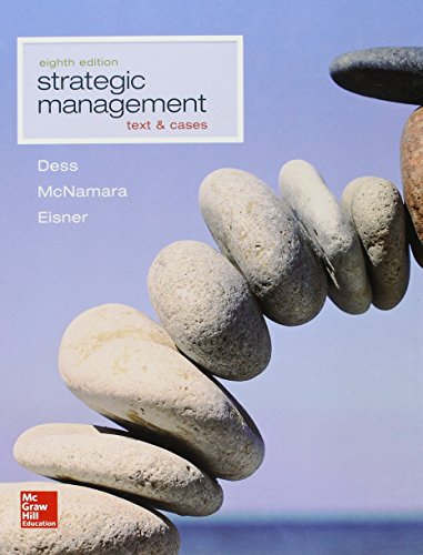 1259278212 - Strategic Management: Text and Cases (Irwin Management)