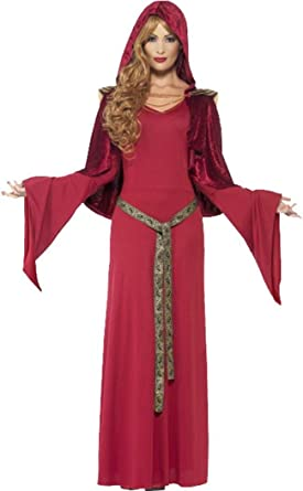 Amazon.com: MyPartyShirt Ruby Sorceress Costume: Clothing