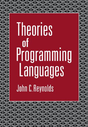 Theories of Programming Languages by Cambridge University Press