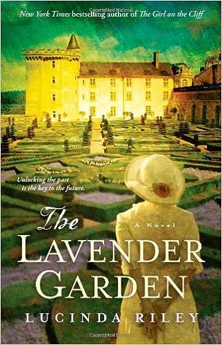 The Lavender Garden: A Novel: Lucinda Riley: 9781476703558: Amazon.com:  Books