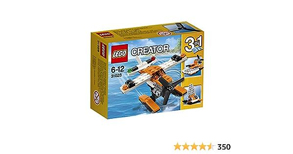LEGO 31028 sea plane creator