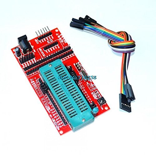 Seajunn PIC microcontroller/minimum system board/development board/universal programmer seat ICD2 kit2 KIT3 FOR PICKIT 2 PICKIT3