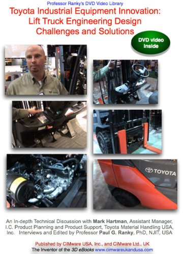 Toyota Industrial Equipment Innovation: Lift Truck Engineering Design Challenges and Solutions