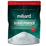 MILLIARD Borax Powder - Pure Multi-Purpose Cleaner 10 lb. Bag
