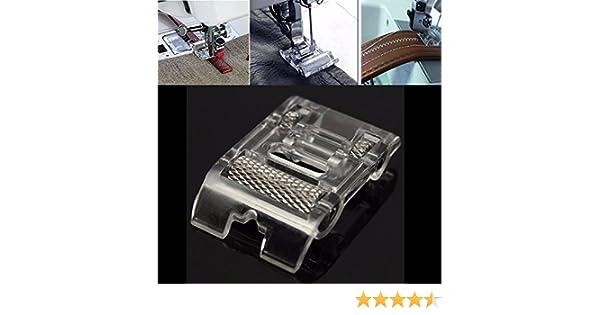 Arte, manualidades y costura – Pie prensatelas de cuero de ...