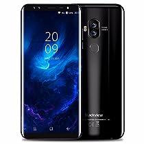 Blackview S8Four Cameras 18: 9Smartphone 4G RAM 64G ROM 5.7inch mt6750t Octa Core 1440* 7204G LTE Fingerprint OTG Mobile Phone