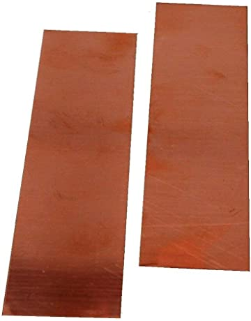 24 Ga 36x36 0.0216 16oz Copper Sheet Hammered Texture #1
