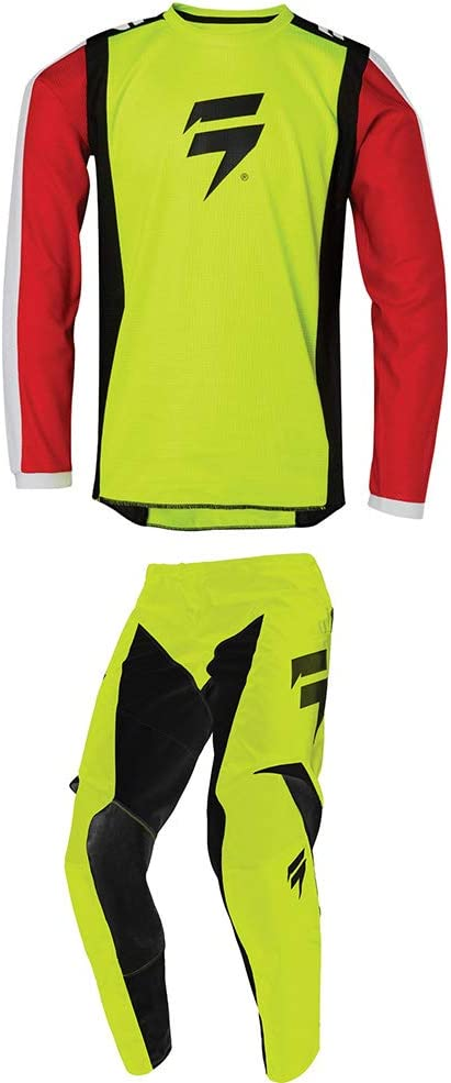 Shift Racing Youth Whit3 Race Jersey 2//Pants S,22
