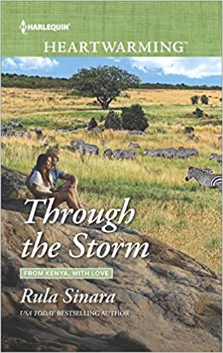 Through the Storm by Rula Sinara