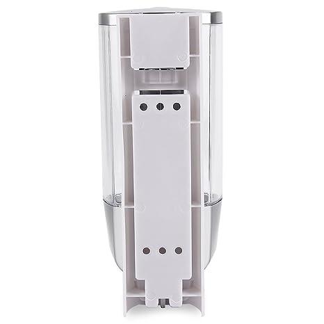 Ticar - Dispensador de jabón líquido de 350 ml, para cocina o baño, cabeza simple con una cerradura de plástico ABS: Amazon.es: Hogar
