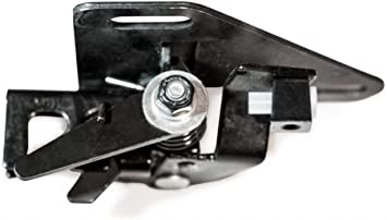 Amazon Com Discount Camper Shells Snugtop Parts Com 718270 Snugtop Rotary Latch Driver Side For Snuglid Tonneau Cover Only Automotive