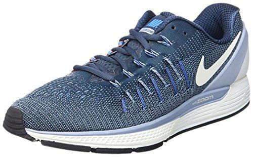 Nike 844545-400, Zapatillas de Trail Running para Hombre Azul (Squadron Blue / Summit White / Blue Grey)