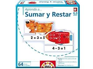 Educa Borrás 14235 - Aprendo A...Sumar Y Restar