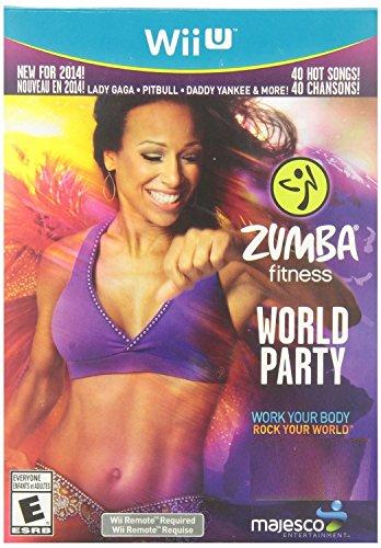 Zumba Fitness World Party - Nintendo Wii U (Zumba World Party)