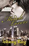 Front cover for the book Models and Lovers by Johnny Ray