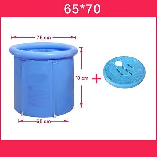 Bañera Plegable Plegable Desmontable Protección Contra El Frío ...