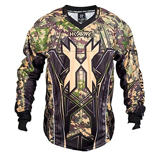 HK Army HSTL Line Jersey (Camo, Medium) by HK Army