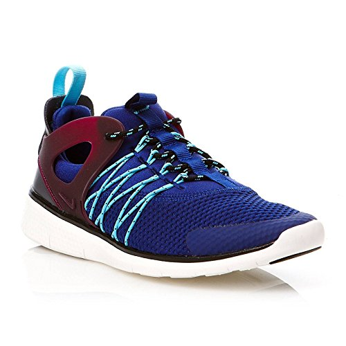 Nike Zapato De Running Viritous Gratuito Para Mujer Deep Royal Blue / Mulberry / Tide Pool Bl ...