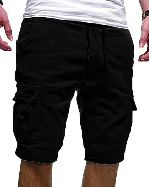 Amazon.com: yieg-mx La carga de Los Hombres Pantalones ...