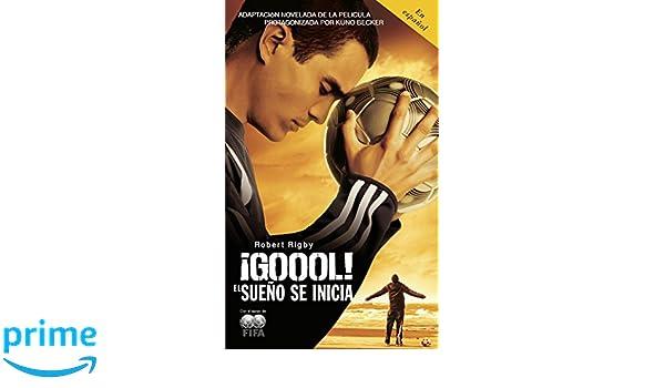 Amazon.com: ¡Gool!: El sueno se inicia... (Spanish Edition ...