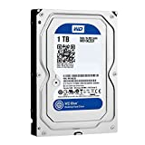 WESTERN DIGITAL WD10EZEX Caviar Blue 1TB 7200RPM 64MB cache SATA 6.0Gb/s 3.5 internal hard drive (Bare Drive)
