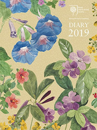 Used, Royal Horticultural Society Pocket Diary 2019 for sale  Delivered anywhere in USA