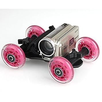 Otros accesorios Trípode - Compacto tablero del carro Kit Skater deslizante cámara de la rueda del coche del carro del estabilizador para cámara réflex ...