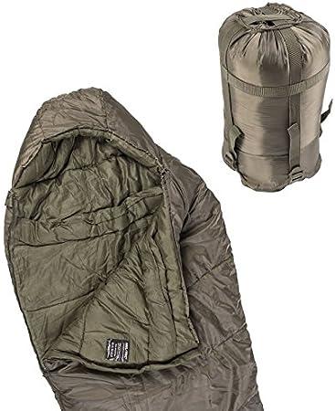 Sac de couchage MOMIE Vert OD - Miltec: Amazon.es: Deportes y aire libre