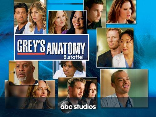 Amazon.de: Grey\'s Anatomy - Staffel 8 [dt./OV] ansehen   Prime Video