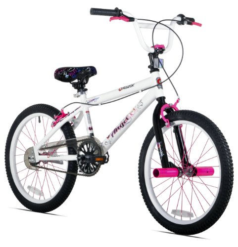 Razor Angel Girls' Bike, 20-Inch (Bicycle 6 Years Old)