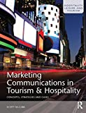 img - for Marketing Communications in Tourism and Hospitality by Scott McCabe (2008-12-12) book / textbook / text book