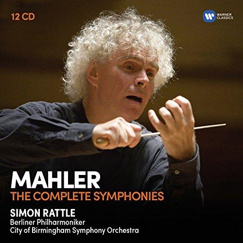 Top 10 recommendation rattle mahler symphonies