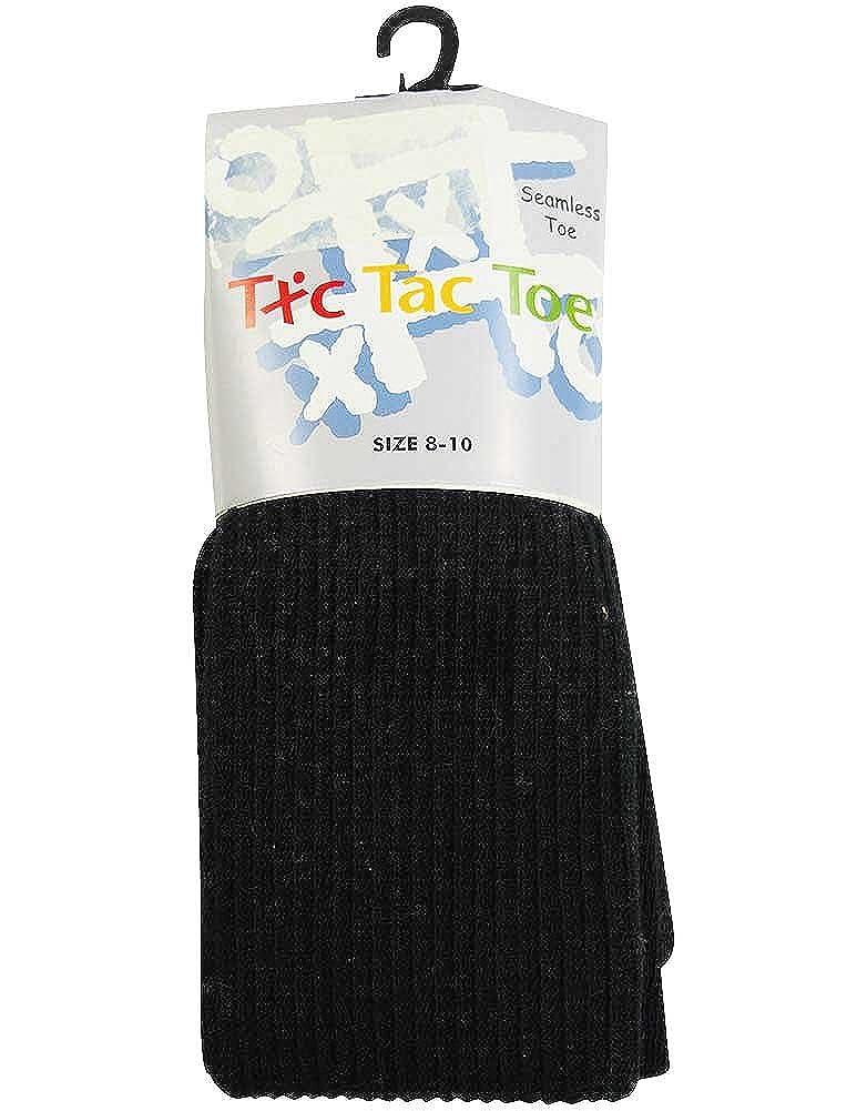 Tic Tac Toe Big Girls Heavy Waffle Cotton Tight