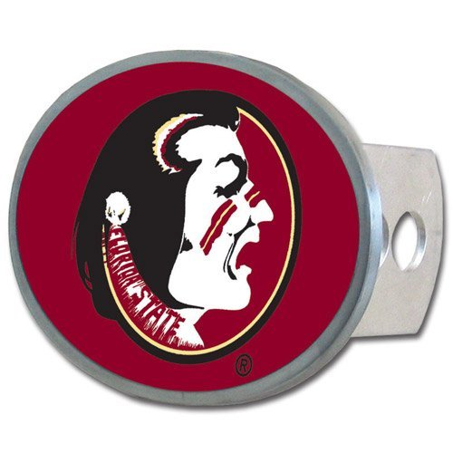 NCAA Florida State Seminoles Oval Hitch - Florida State Cover Hitch