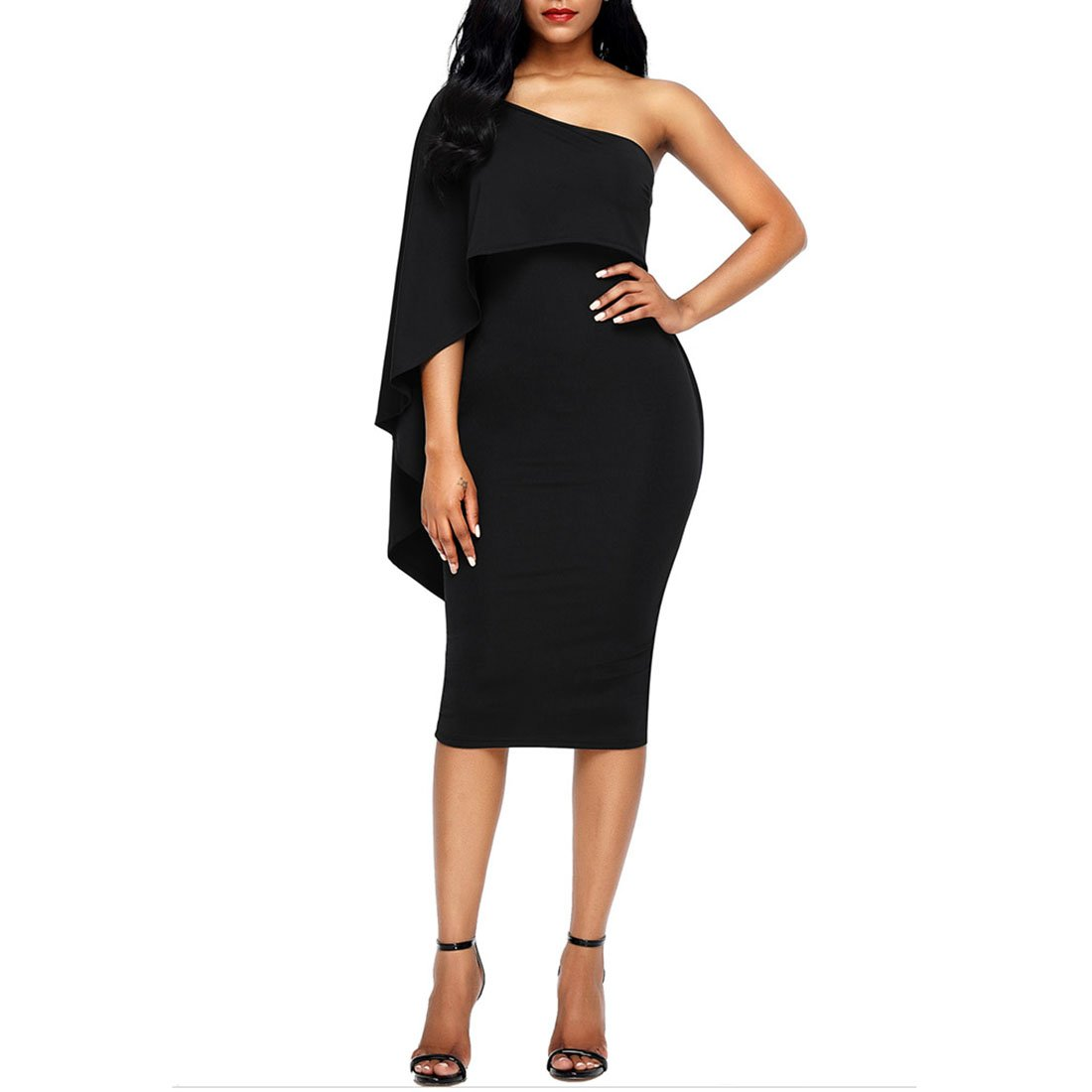 Kleid der Frau Frauen Bodycon Kleid Fashion Party Kleid Damen Mini ...