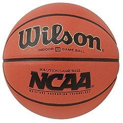 Wilson Ncaa Solution Game Basketball