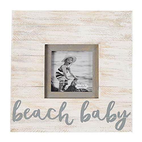 Mud Pie Beach Baby Frame